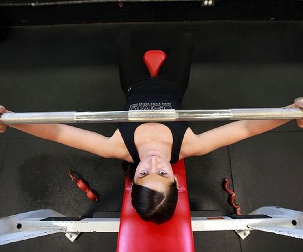 Consejos para trabajar con pesos en el gimnasio