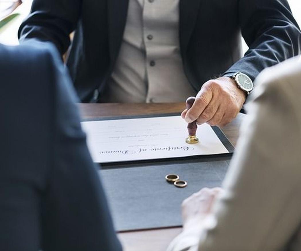 Pasos para divorciarse de mutuo acuerdo ante notario
