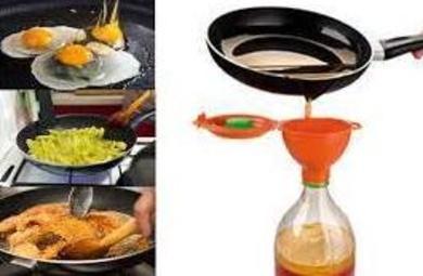 ¿Qué hacer con el aceite usado de cocina?