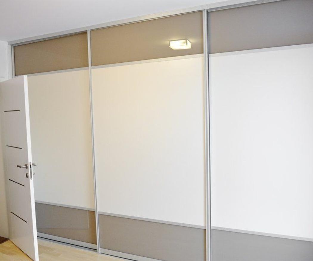 Aprovechar el espacio de la casa: los armarios empotrados