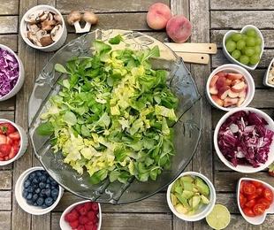 Los mejores alimentos para cuidar tu cuerpo