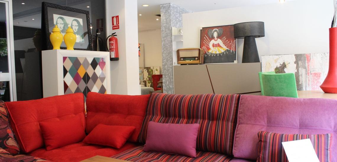 Tienda de decoración de interiores en Boadilla del Monte
