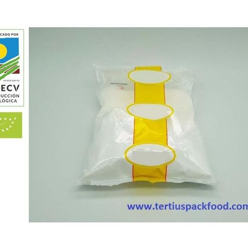 Envasado polvo, harinas, etc: NUESTROS  ENVASADOS de Envasados de Alimentos Bio y Gourmet, S.L