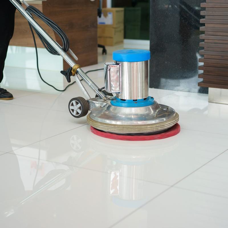 Pulido y abrillantado suelos: Servicios de Limpiezas Coloma