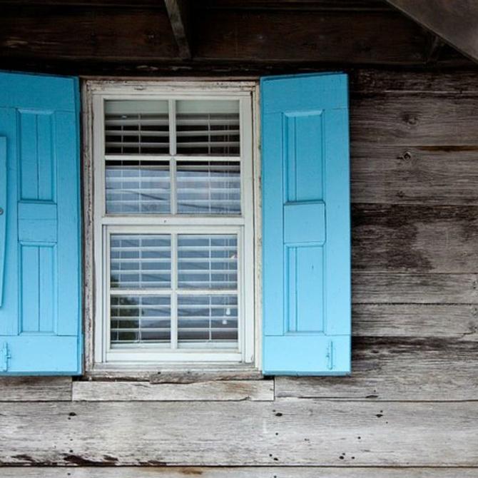 Distintos tipos de persianas para decorar tu casa