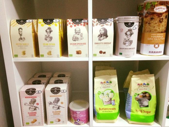 Venta de productos sin gluten: Productos y servicios de Dulces PK2