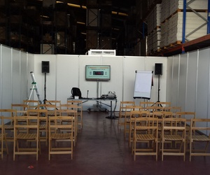 Empresa de sonorización e iluminación en Sevilla