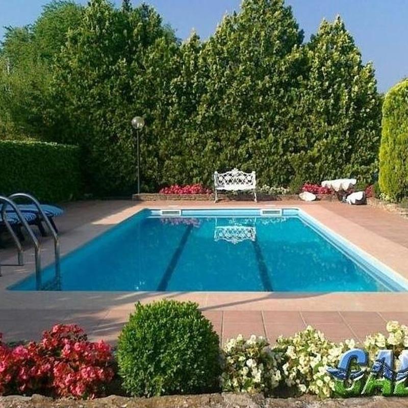 mantenimiento de piscinas logroño