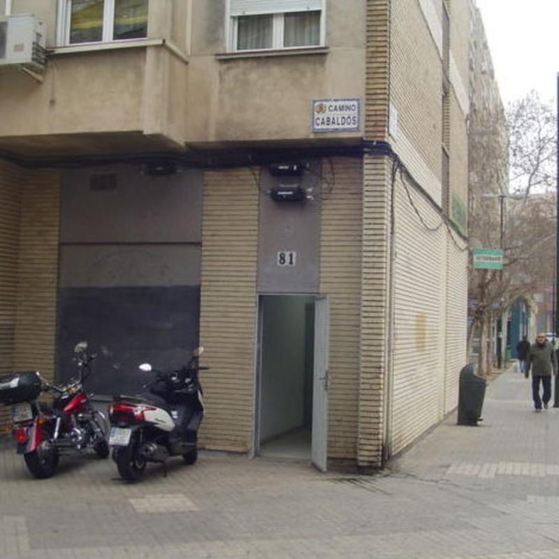 Castelar - San José, local en alquiler:  de Fincas Goya