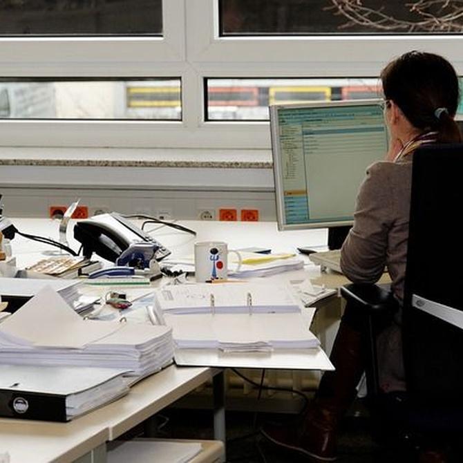 Consejos para limpiar nuestra oficina