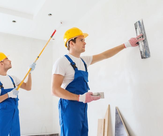 Coordinación de gremios: Servicios de Construcciones y Proyectos Rubio