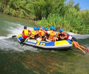 Deportes de aventura en Murcia