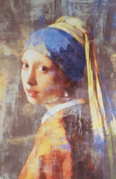 Chestier. Una nueva visión de la Chica de la Perla.: CATALOGO de Quadrocomio La Casa de los Cuadros desde 1968