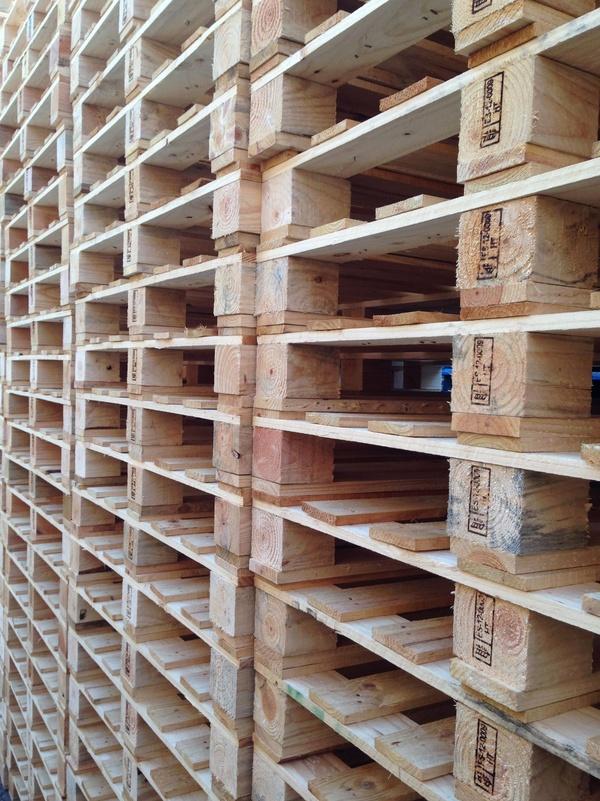 compra y venta de palets de madera
