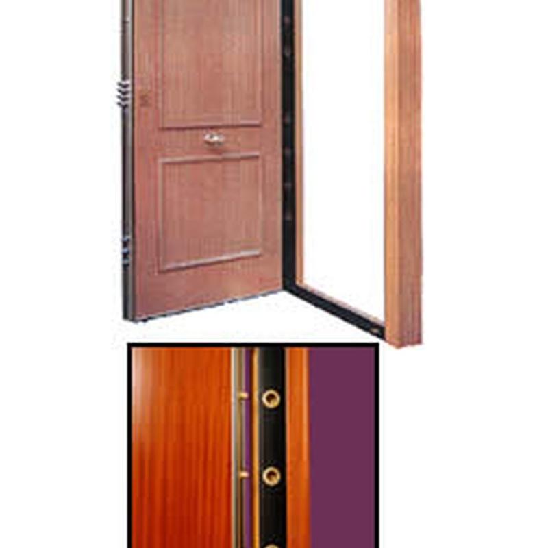 Puertas acorazadas: Catálogo de Cerrajería Conxo