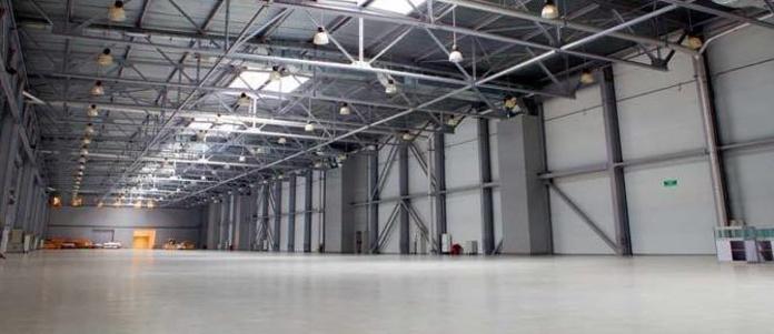limpieza y mantenimiento de fábricas