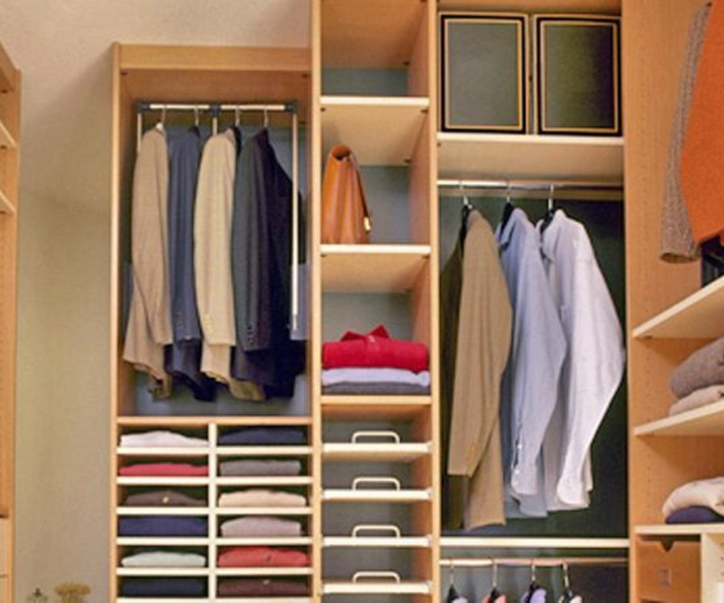 Ideas para diseñar tu armario