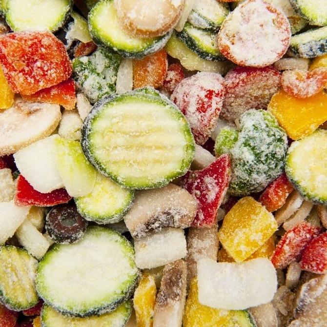 Mitos sobre los productos congelados