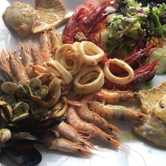 Sugerencias: Carta de Restaurante Los Remos Lázaro