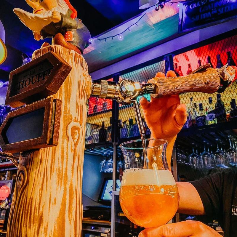 Cervezas del Mundo: Nuestra Carta de LA BARBERÍA
