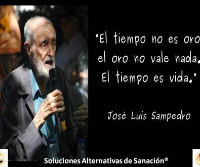 Jose Luis Sampedro: In memoriam