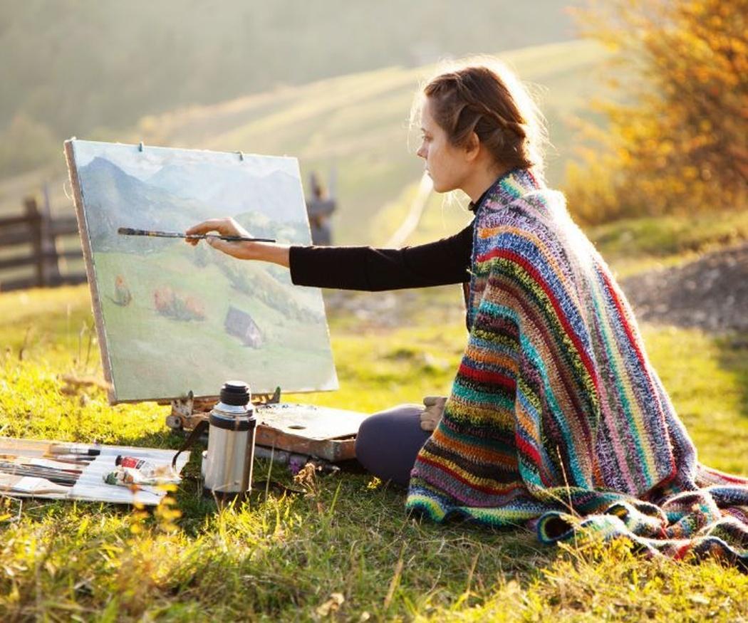 Todo lo que la pintura puede hacer por ti