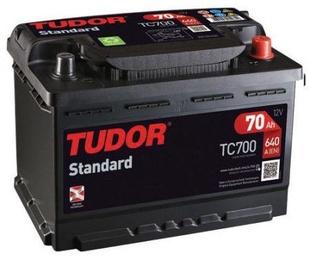 Baterías Tudor: TC700