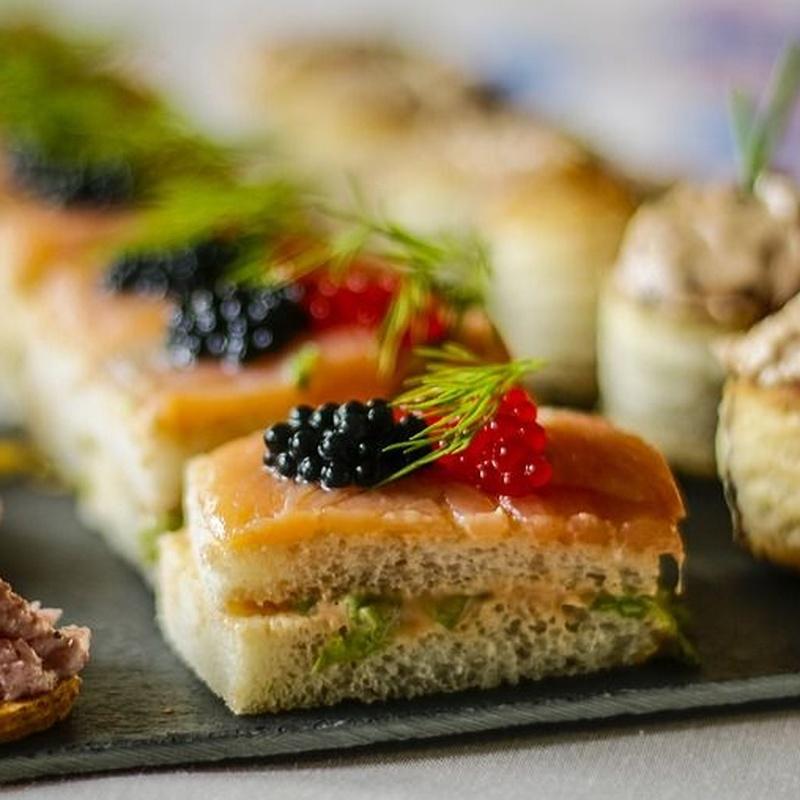 Celebraciones: Carta de Restaurante Sanabrés