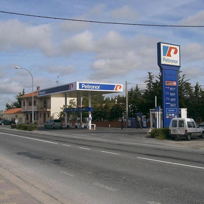El descenso del precio del gasóleo