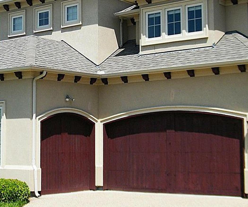 Una puerta automática para tu garaje