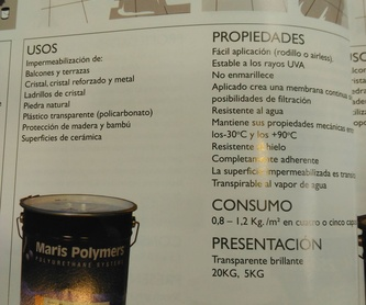Estucos decorativos : Servicios de Pintor Javier Montes
