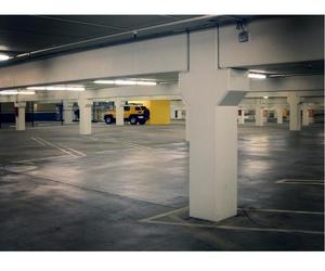 Limpieza de garajes en Jaén y Málaga