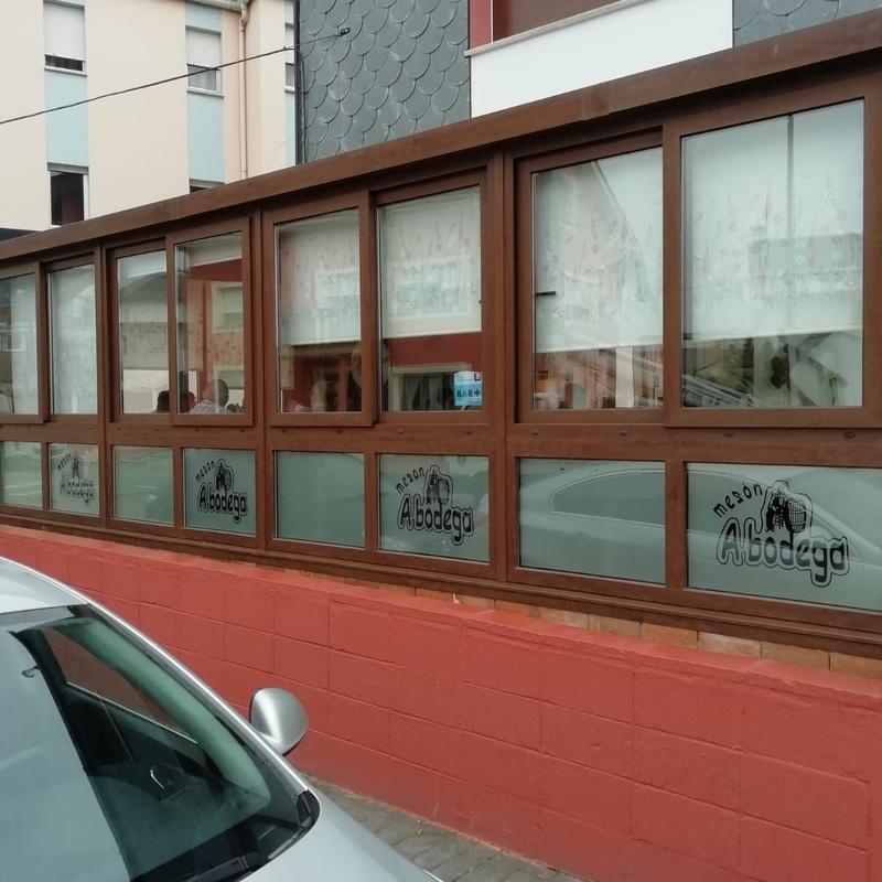 Cerramientos: CATÁLOGO de Aluminios Trinidad