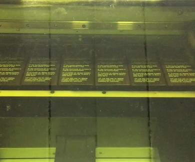 Botelleros  impresos en uvi