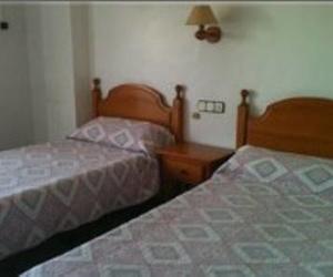 Habitaciones dobles en Hotel Herasu en Castellón.