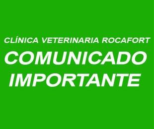 FIN DEL SERVICIO DE URGENCIAS 24 HORAS.
