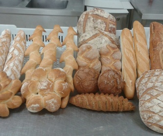 Pastas: Nuestros productos de Croissantería y Pastelería El Gordito