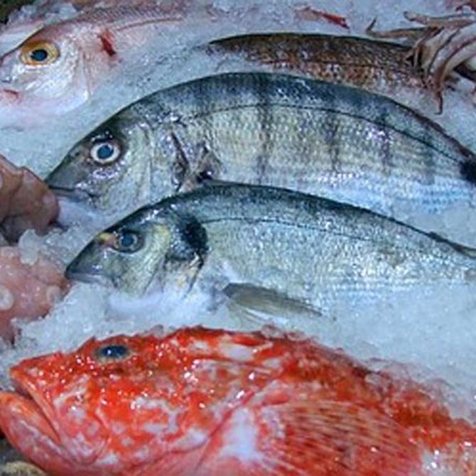 Cómo saber si un pescado es fresco