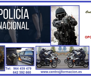 Policía Nacional Presencial