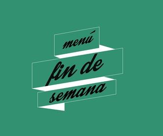 Gambas al ajillo: Menús de Restaurante Terraza La Parrilla de Valdemoro