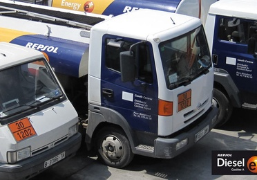 DISTRIBUIDOR DE GAS-OIL A DOMICILIO