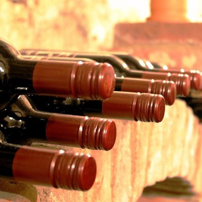 ¿Cómo almacenar el vino?