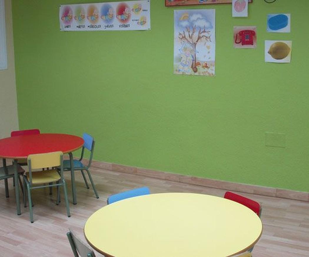 La importancia de la guardería para el desarrollo del niño