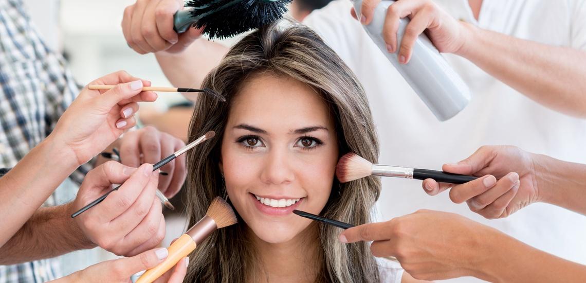 Salón de belleza en Blanes con servicio de maquillaje