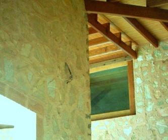 Ebanistería  : Trabajos de carpintería de Carpintería Segama