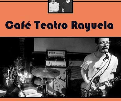 CALA VENTO en Café Teatro Rayuela