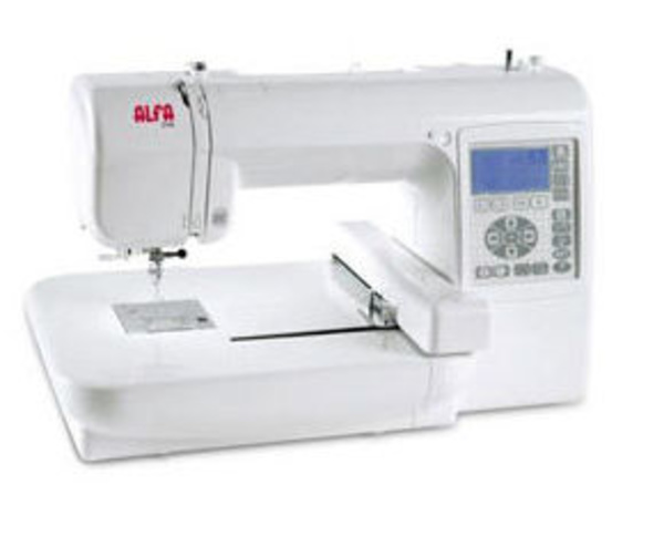 Máquina Alfa modelo 3150: Maquinas de coser Valencia de Juan Galdón Máquinas de Coser