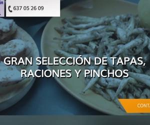 Bares de tapas en Valga | Cafetería Bar Rousel