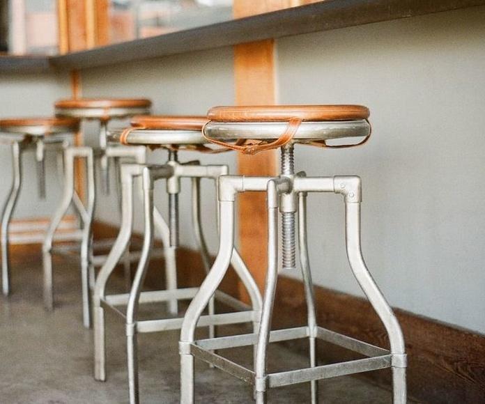 Mobiliario de hostelería: Productos y servicios de Recreativos Villar