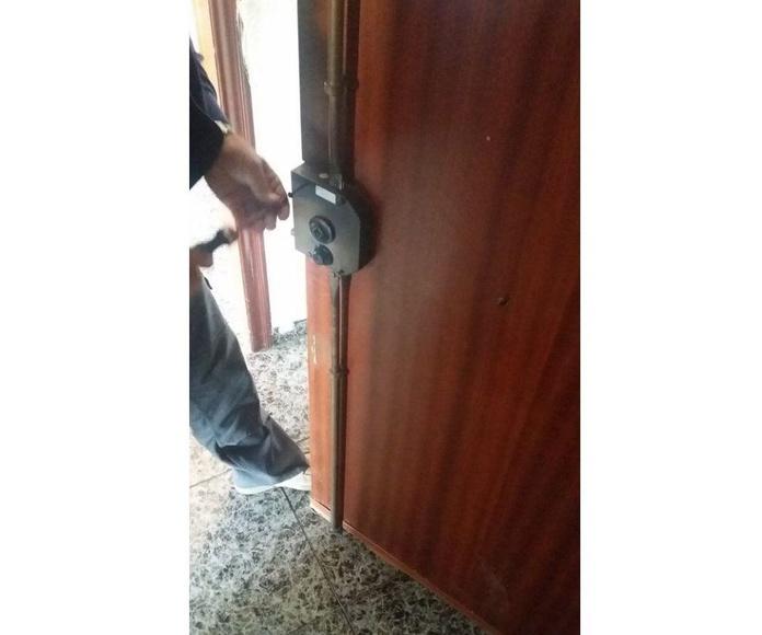 Cerraduras y bombines: Servicios de Cerrajería Alonso 2000 S. L.